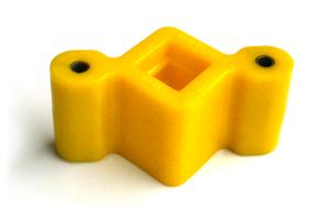Подушка глушителя 2101-1203072 полиуретановая