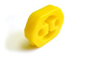 подушка глушителя 2170-1203073 желтая