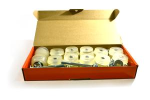 Комплект подушек крепления кузова 469-5001009 ТПУ