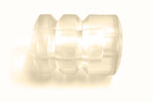 Буфер хода сжатия 2110-2912622 задний силиконовый