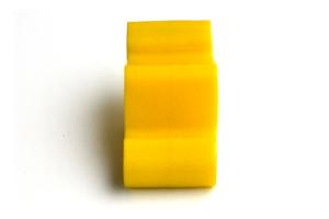 Подушка глушителя (ромбик) 2101-1203072 полиуретановая